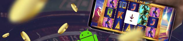 Скачать игровые автоматы на андроид, игровые автоматы на мобильном телефоне, казино на смартфоне